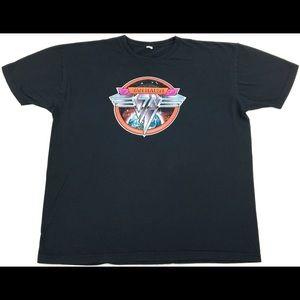 2007 Van Halen Tour 2-Sided Graphic Men's T-Shirt